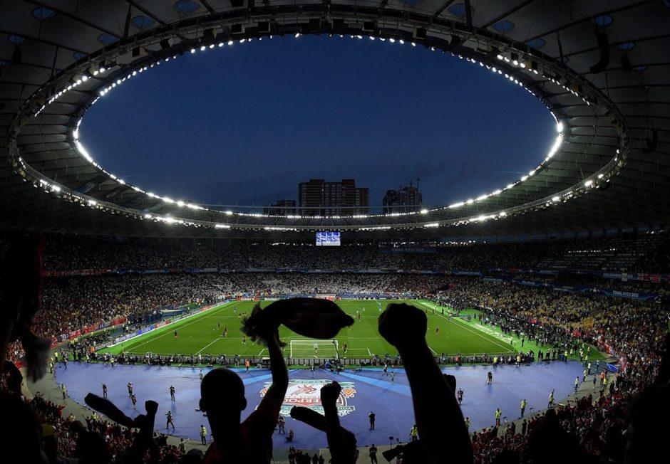 UEFA Champions League Final Kiev