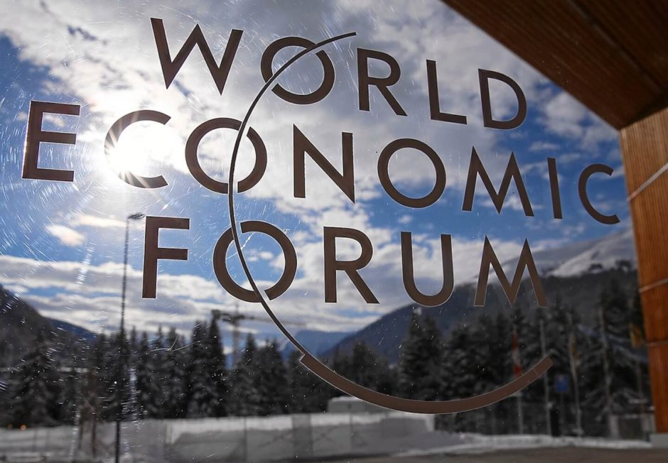 World Economic Forum at Davos