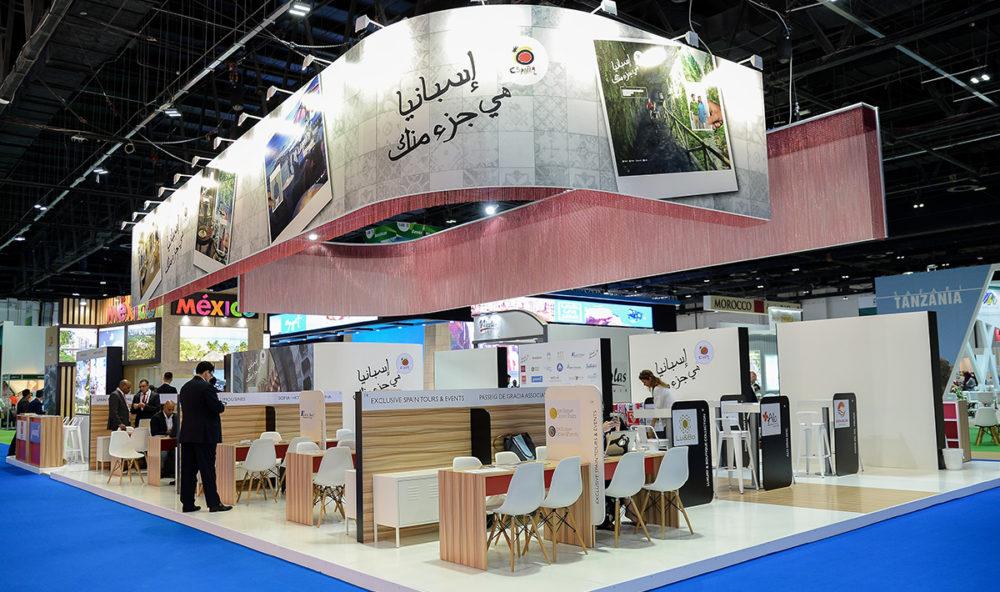 01 Global service Escato Int Tourspain ATM Dubai