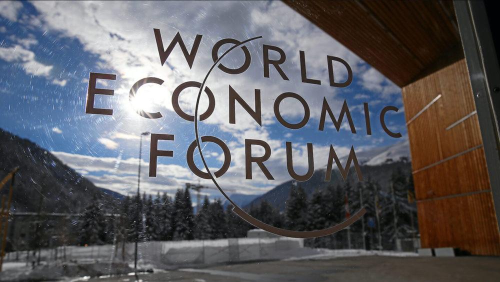 Foro Económico Mundial en Davos