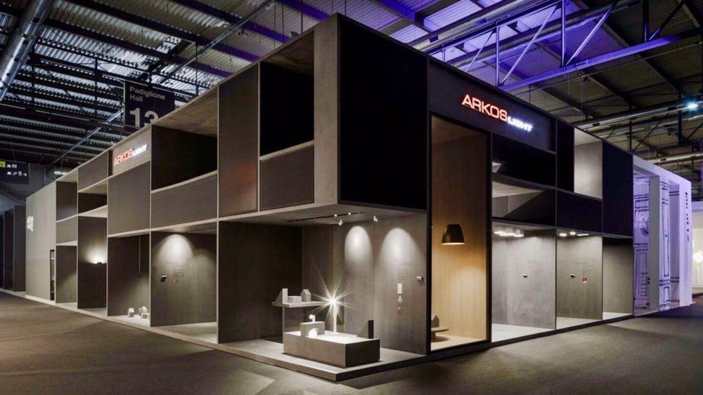 Arkoslight at Salone Mobile Milano, Euroluce