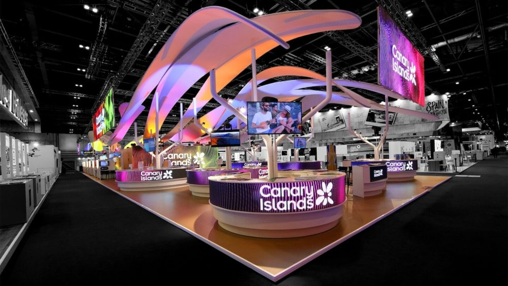 Best stand by World Exhibitions Stand Awards